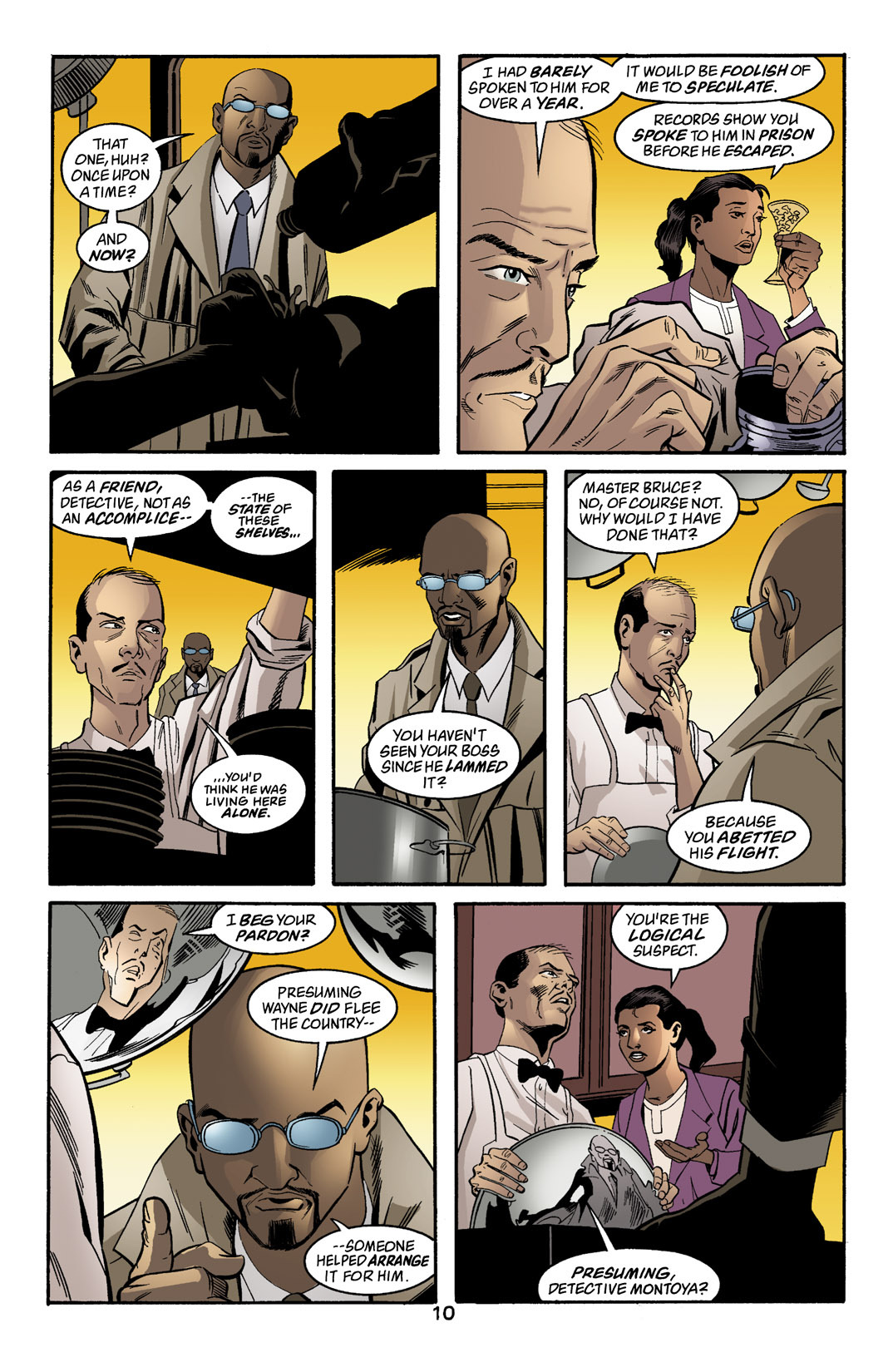 Detective Comics (1937) 769 Page 10