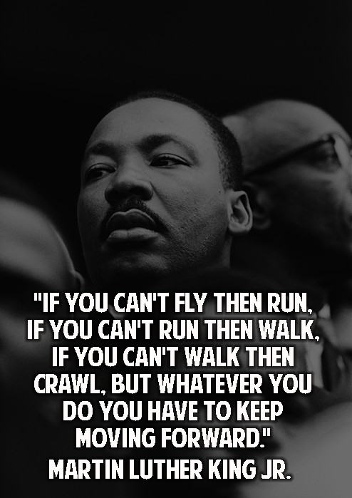 Martin Luther King Quotes Inspirational Motivation: Moving Quotes: Family Moving Quotes