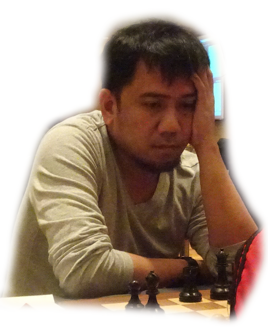 Selangor Open : Dimakiling leads after 7 Rounds