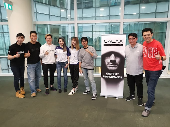 Galax Shows Support to Apex Legends Community in Singapore, Spearheads Apex Legends Workshop