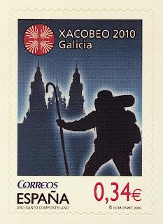 AÑO SANTO COMPOSTELANO XACOBEO 2010