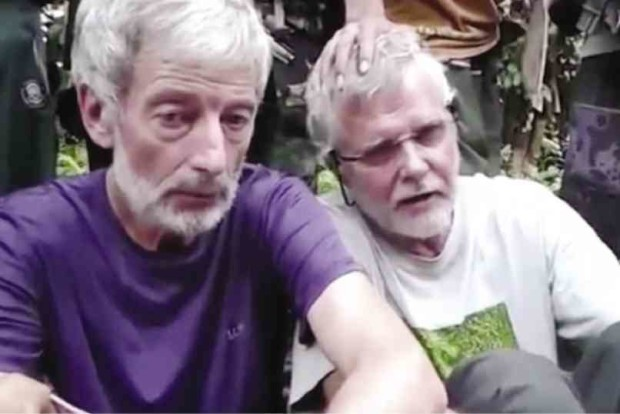 Canadians Robert Hall and John Risdel were killed and beheaded by the terror group Abu Sayyaf.