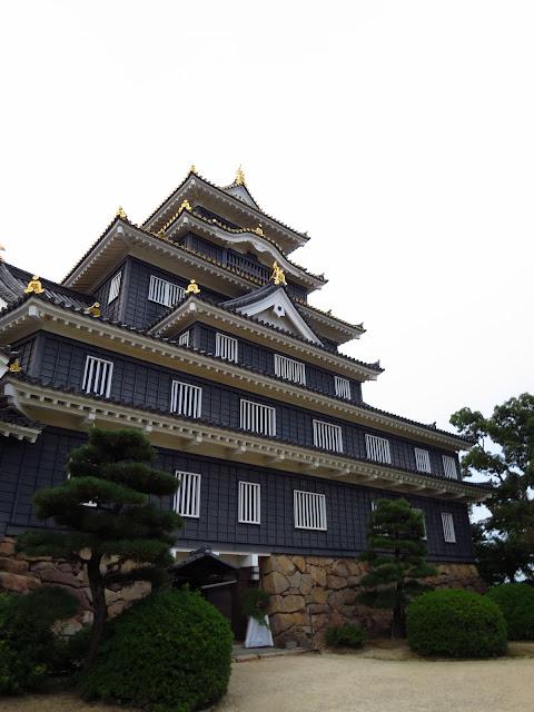 Okayama castle near station. Tokyo Consult. TokyoConsult.