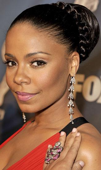 Tremendous Ponytail Hairstyles For Black Girls French Fashion Ponytail Short Hairstyles Gunalazisus
