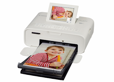 New Canon SELPHY CP1300 Wireless Compact Photo Printer