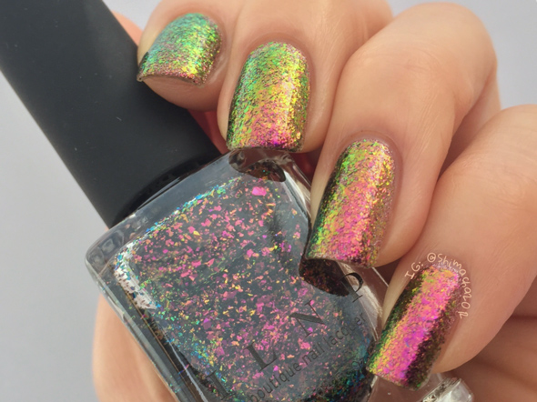 ILNP Ultra Chrome Flakies Electric Carnival