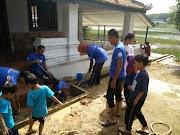Program Setara Hati Satu Wadah di Masjid Tok Machap, Machap Umboo
