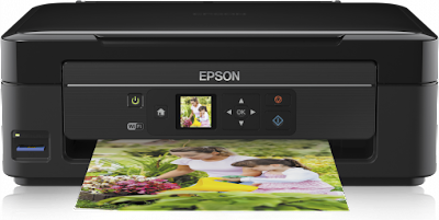 Epson Expression Home XP-312 Driver Download