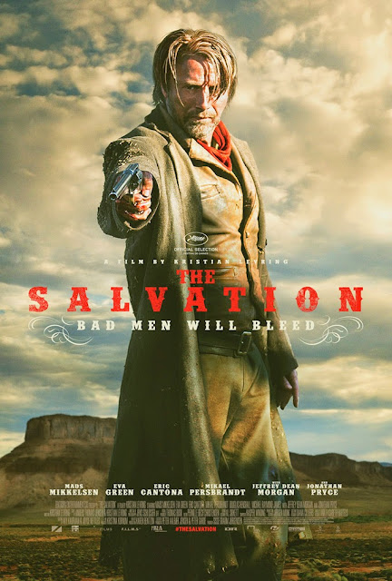 The Salvation, 2014 Trailer legendado dublado Faroeste sinopse fotos elenco ação crime Eva Green