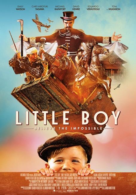 Little Boy (2016) มหัศจรรย์ พลังฝันบันลือโลก [HD]
