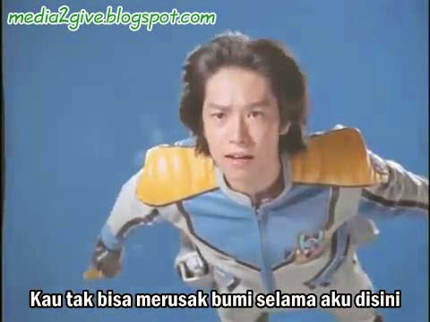 Ultraman Gaia Episode 3 Subtitle Indonesia