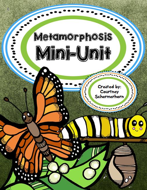 https://www.teacherspayteachers.com/Product/Metamorphosis-ChartsDiagramsActivities-for-Anchor-ChartsInteractive-Notebook-1134672