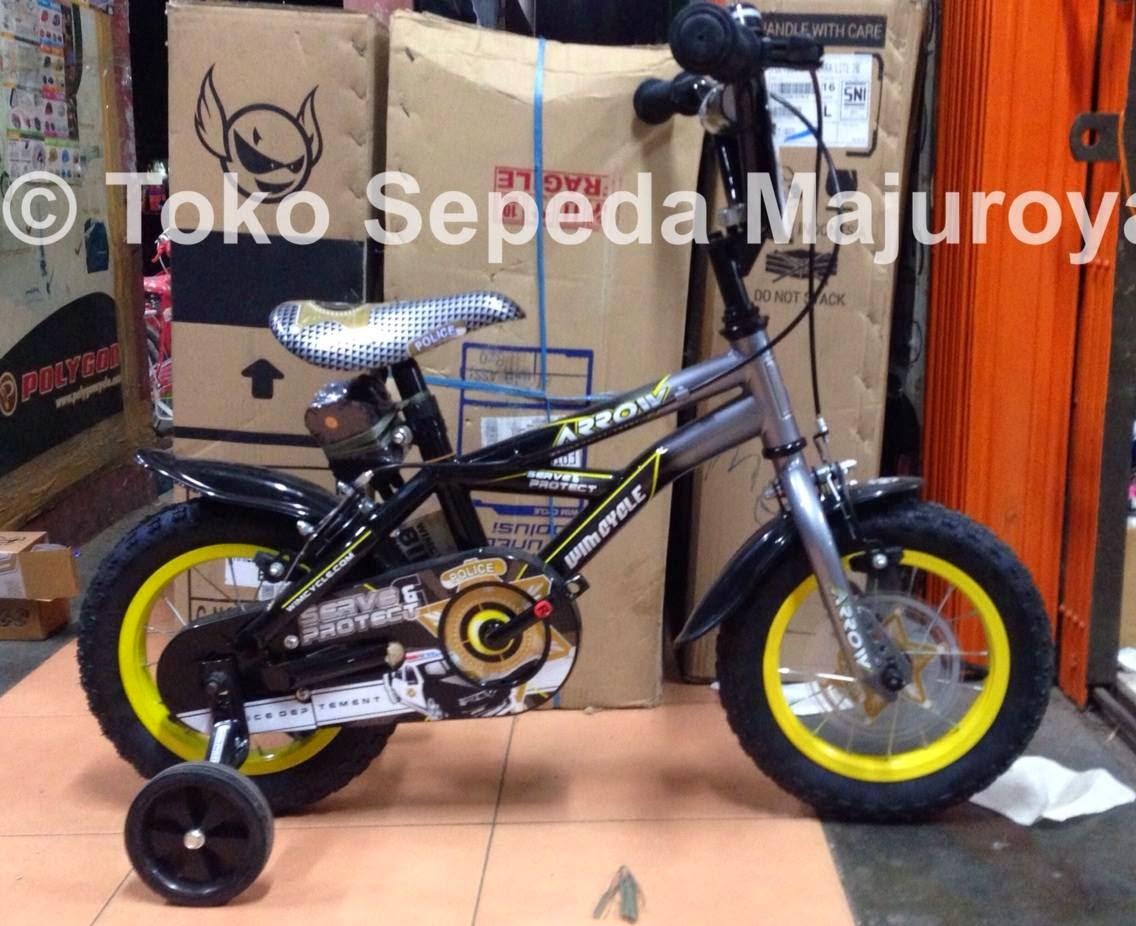 """Sepeda Bmx 12"""" 16"""" 18"""" Wimcycle"""