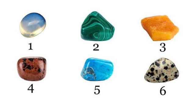 Выберите камень долго не задумываясь