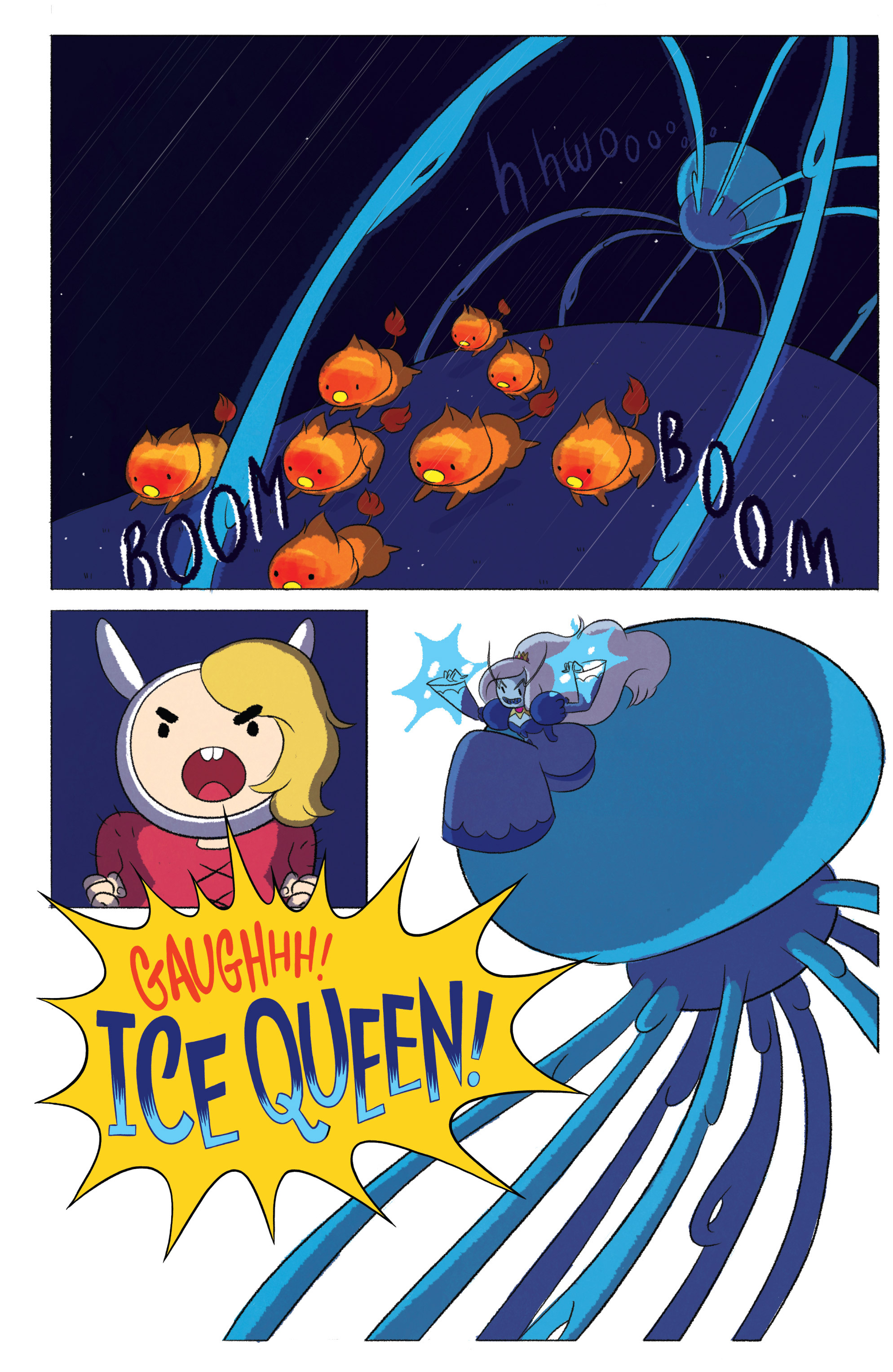 Read online Adventure Time with Fionna & Cake comic -  Issue #1 - 15