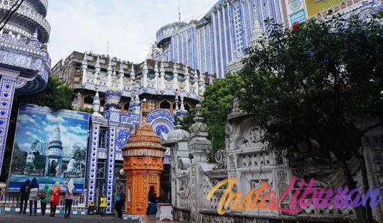 InstaLiburan - Mitos Dan Fakta Masjid Tiban Malang