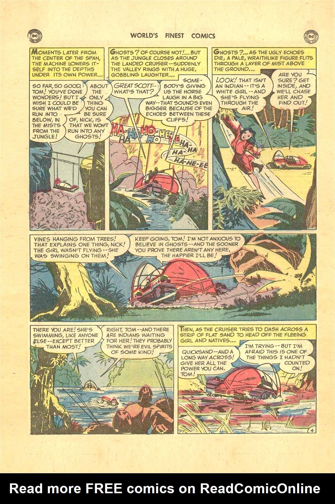 Read online World's Finest Comics comic -  Issue #50 - 32