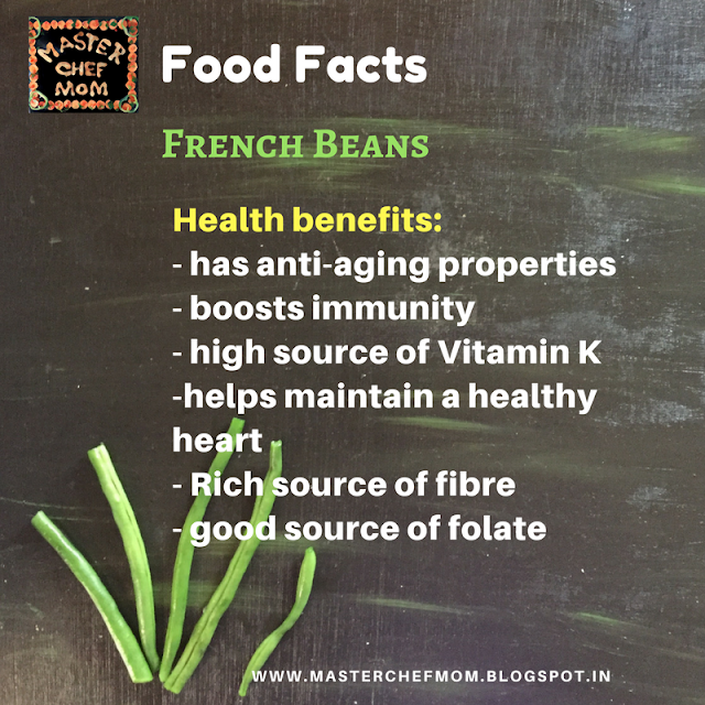 Health benefits of French Beans