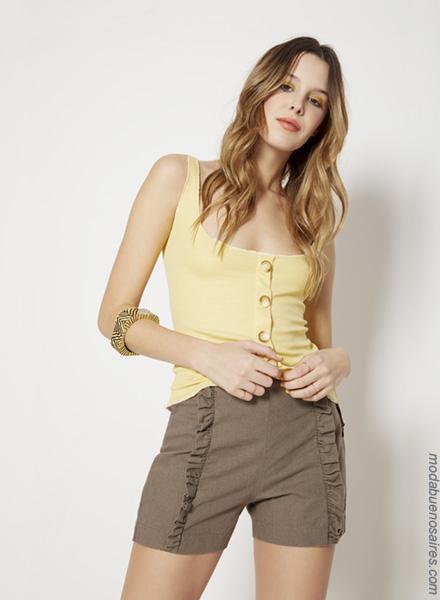 Moda primavera verano 2019 │Ropa de moda para mujer primavera verano 2019.