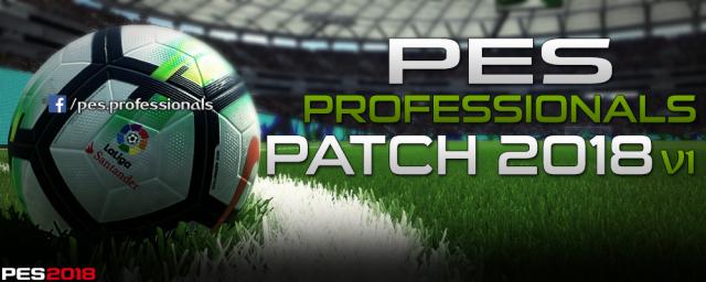 PES 2018 PC Professionals v2