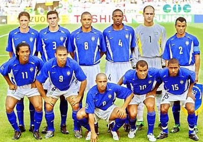 Copa do Mundo de 2002 : É penta !