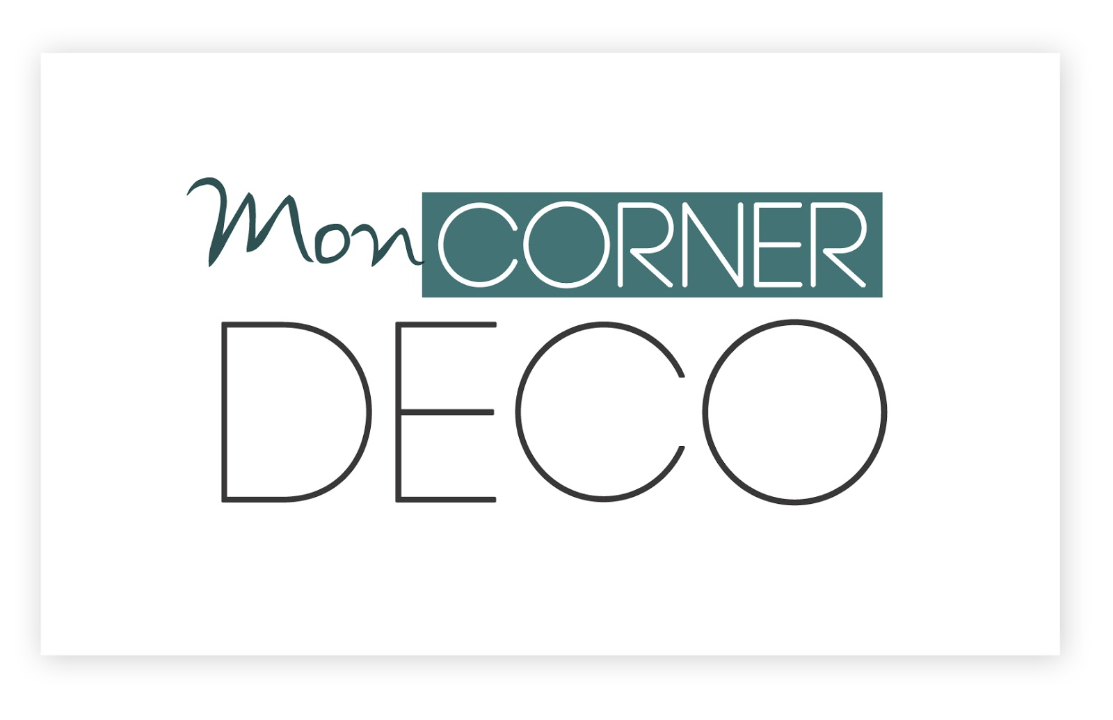 Mon Corner Déco fête l'électro ! (concours inside)   Initiales GG