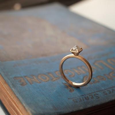 ダイヤモンド原石, エンゲージリング, スタジオソイル,婚約指輪, studio SOIL, rough diamond,
