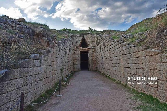 Αύξηση επισκεπτών στους αρχαιολογικούς χώρους Επιδαύρου και Μυκηνών