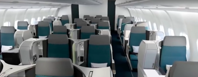 Hurry: Experience Aer Lingus Business Class Between Montreal And Dublin For Only 23,000 American Express Points And Low Surcharges