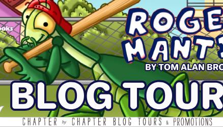 Roger Mantis Blog Tour: Giveaway for a Starbucks Gift Card