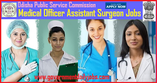 Odisha OPSC recruitment 2019 Apply for 1950 Assistant Surgeon vacancy