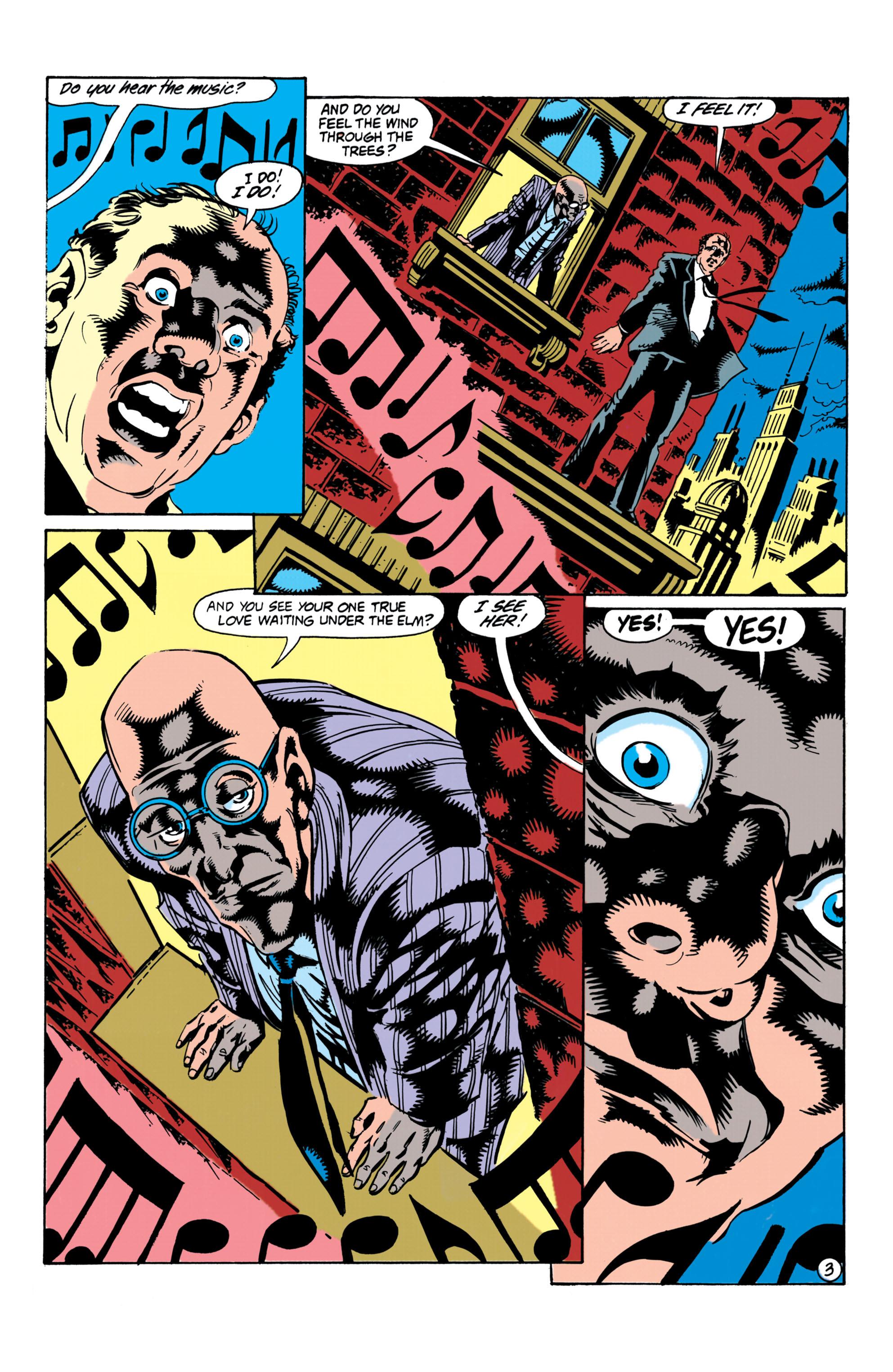 Detective Comics (1937) 657 Page 3