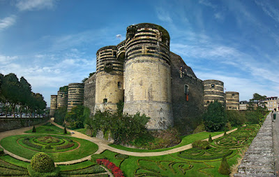 Photo of Angers's Castle, Angers