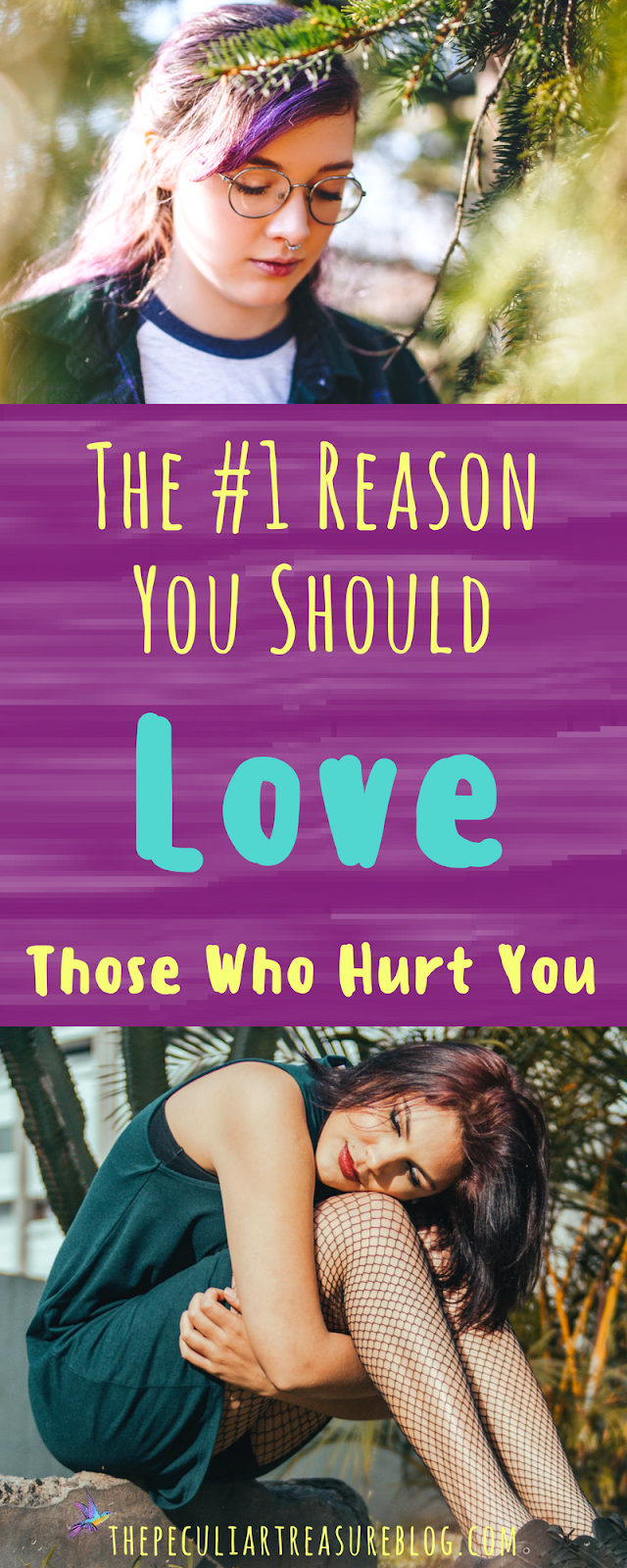 The Peculiar Treasure: The #1 Reason We Should Love Those