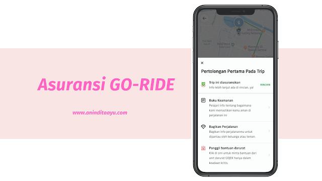 asuransi go-ride gojek