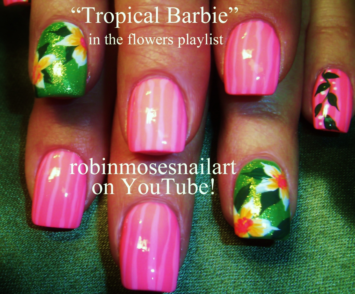 Robin moses nail art june 2015 diva nail art playlist long and lush designer nails with diamonds bling nail ideas for beginners advanced nail techs solutioingenieria Gallery