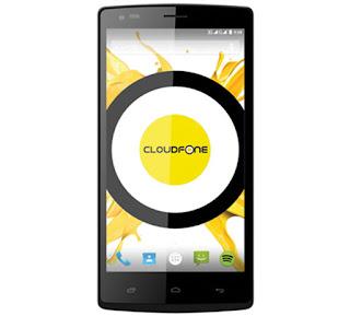 Cloudfone Geo 504q