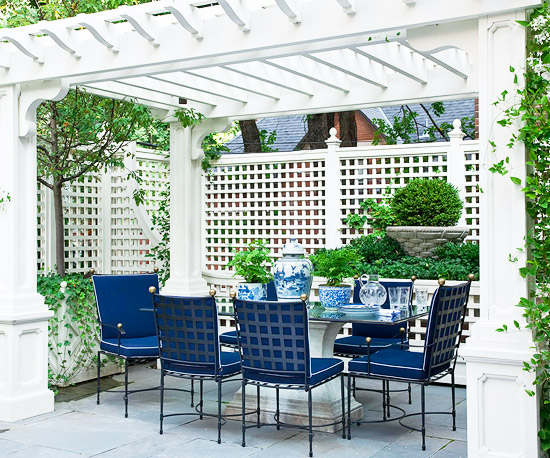 Hydrangea Hill Cottage French Country Decorating: Hydrangea Hill Cottage: Outdoor Living