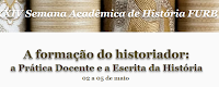 XXIV Semana Acadêmica de História da FURB