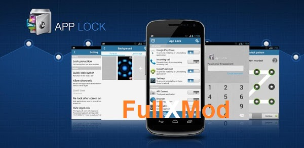 AppLock Premium Apk Terbaru