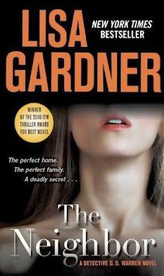 The Neighbor by Lisa Gardner – Book cover