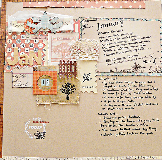 January round up by Sian From High in the Sky