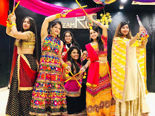 RJ Studio presents yet another Grand Dandiya Gig in North Delhi, Diwali Aagman: Dandiya Raas