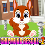 Games4king Chipmunk Rescue Walkthrough