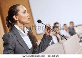Pengertian dan Tips Presentasi