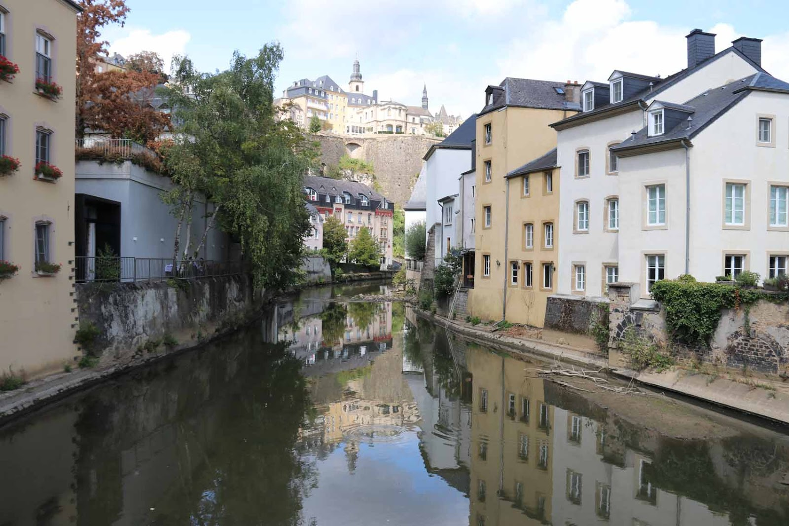 Luxemburg Alzette Luxembourg