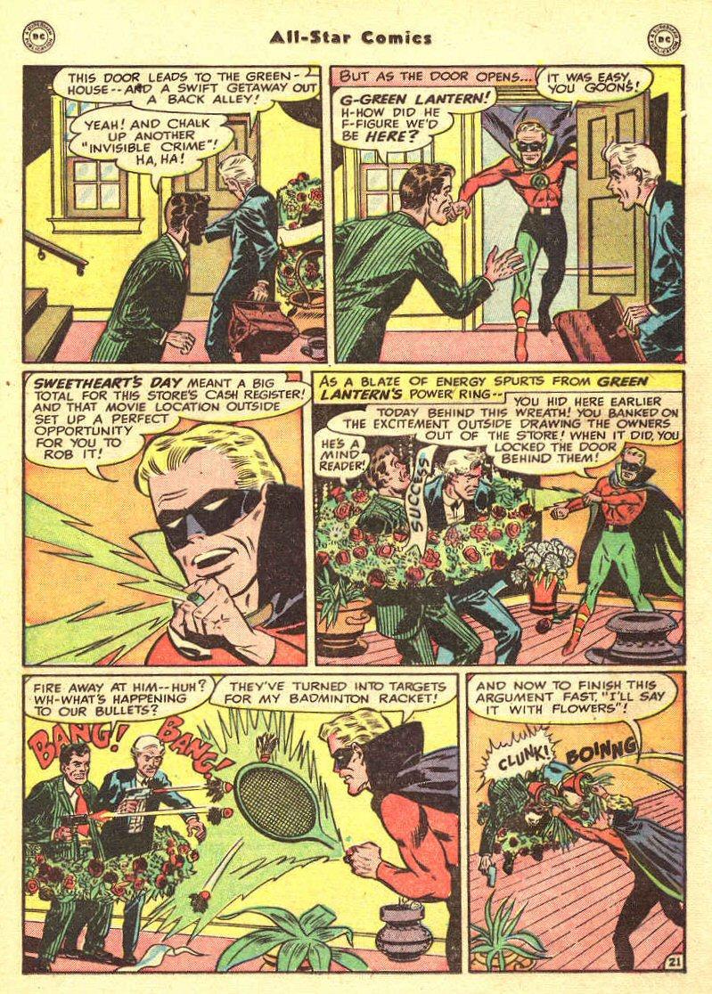Read online All-Star Comics comic -  Issue #46 - 23
