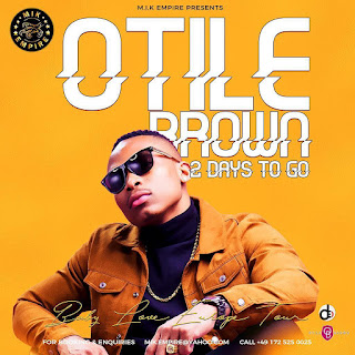 AUDIO | Otile Brown - Nitulie | Download
