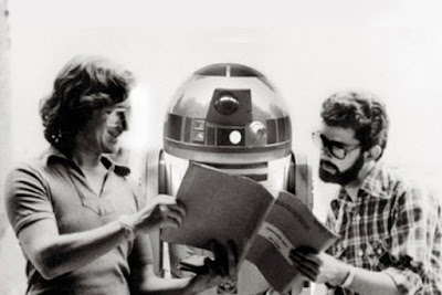 spielberg star wars