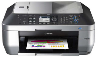 The Canon PIXMA MX870 Wireless Home Office All-In-One lets you print from any room in your home and boasts incredible 9600 x 2400 maximum color dpi with tiny 1pl ink droplets and a 5 individual ink tank system. A built-in, fully integrated 35-sheet Auto Document Feeder means fast copying or scanning of your originals so you can tend to other tasks while the printer is at work. Its built-in Auto Duplex Printing prints 2-sided documents without having to manually flip the pages and can reduce your paper consumption by 50%. Combine both of those and you can automatically copy two sided documents without having to flip any paper manually at all. Additionally, various security features like password protected PDF's let you feel safe about creating and distributing your most confidential files.
